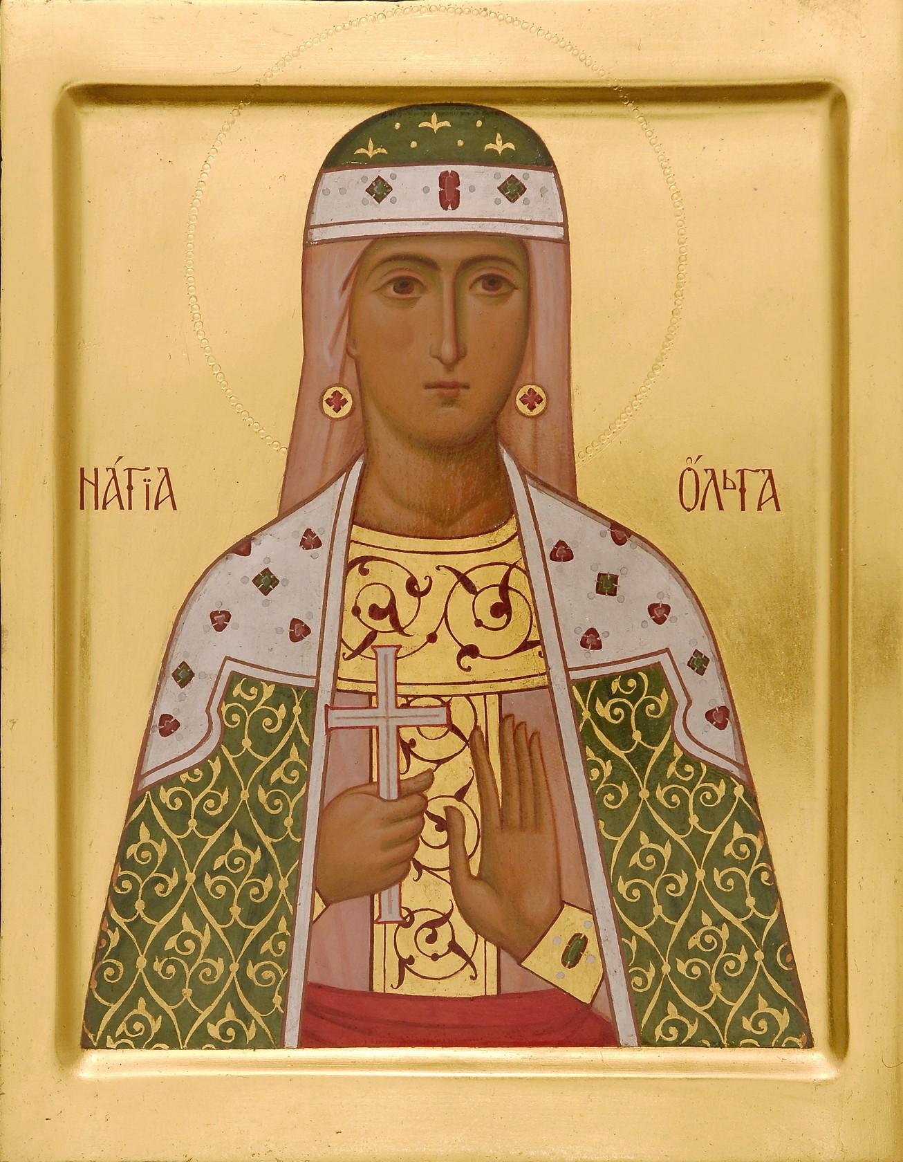 Слово в день памяти святой равноапостольной великой княгини Ольги. Митрополит Владимир (Иким)