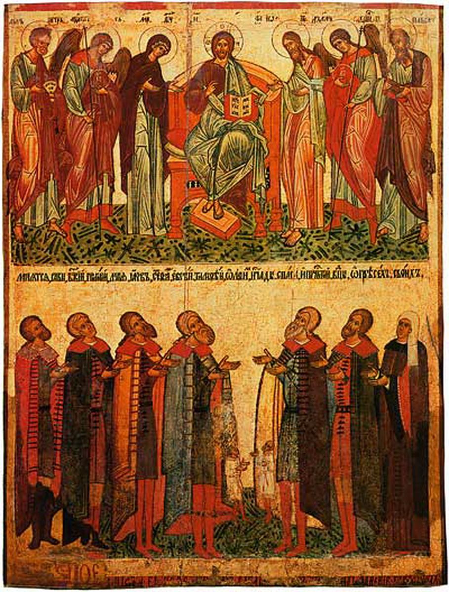 Икона и Российские школы иконописи